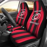 CAROLINA HURRICANES CAR SEAT COVER (SET OF 2) (4360094646371)