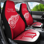 DETROIT RED WINGS CAR SEAT COVER (SET OF 2) (4360037236835)