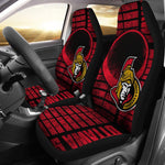 OTTAWA SENATORS CAR SEAT COVER (SET OF 2) (4497879990371)