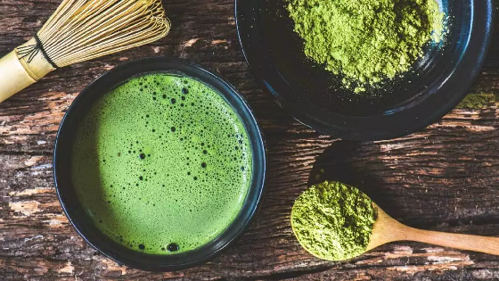 What are 10 Health Benefits of Consuming Matcha?
