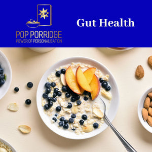 POP Porridge - Gut & Brain Health - Sachets - 175g - POP Porridge
