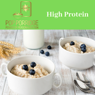 POP Porridge  - High Protein - Sachets - 175g - POP Porridge
