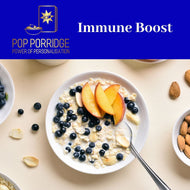 POP Porridge - Immune Boost - Sachets - 175g - POP Porridge