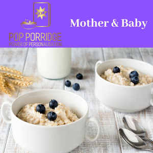 POP Porridge  - Mother & Baby - Sachets - POP Porridge