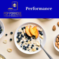 POP Porridge - Performance - Sachets - 175g - POP Porridge