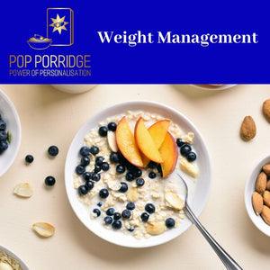 POP Porridge - Weight Management - Sachets - 175g - POP Porridge