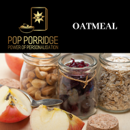 POP Porridge Oats - 500g - Almond - POP Porridge