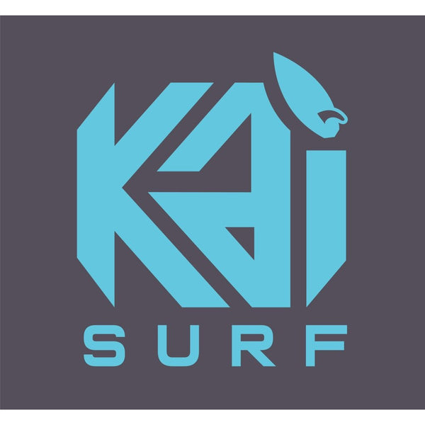 Kai Surf Long Sleeve Tee-Navy