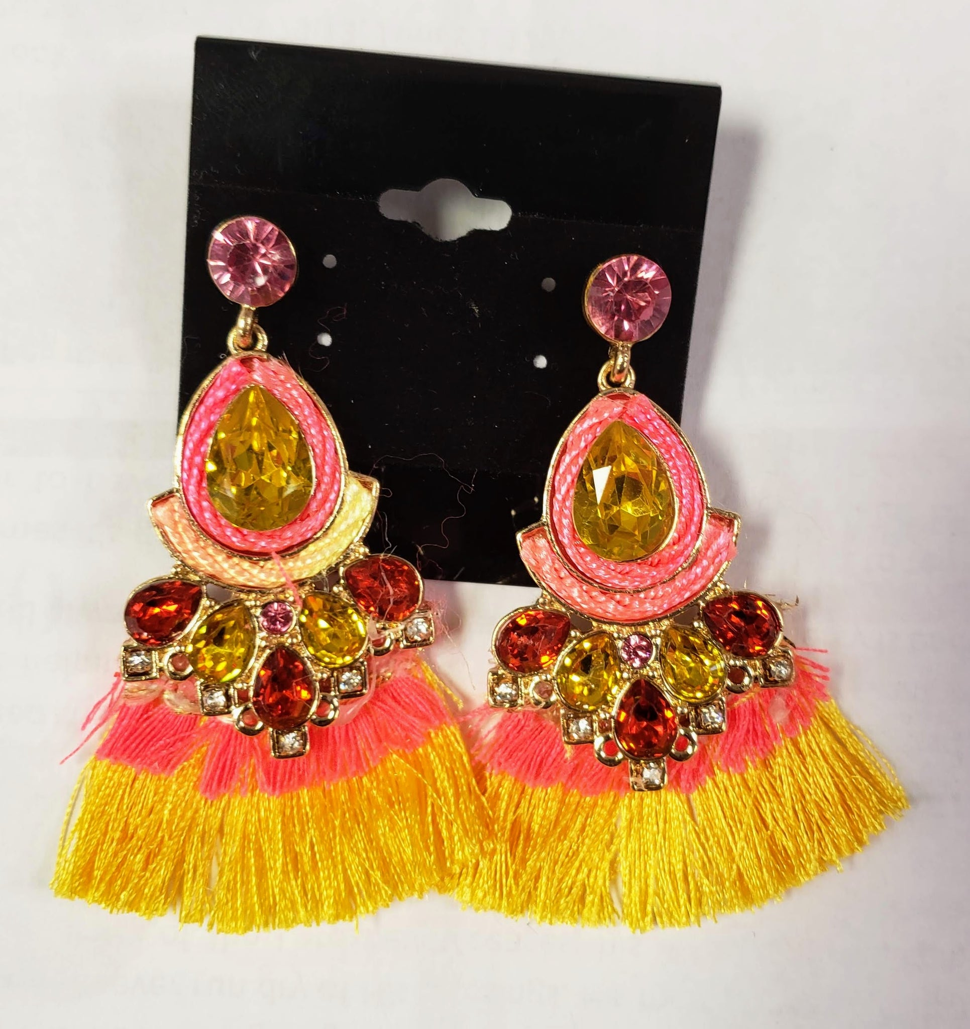 Tassell Earrings