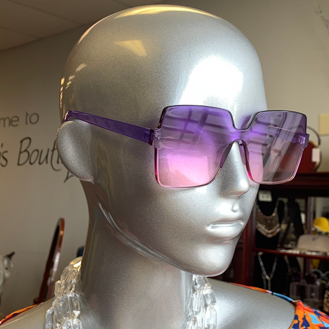 Grape Candy Sunglasses