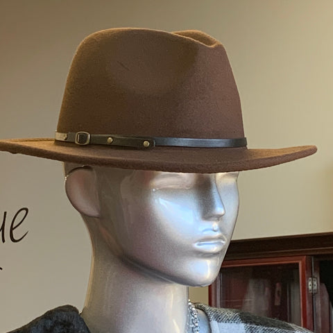 Cocoa Fashion Fedora