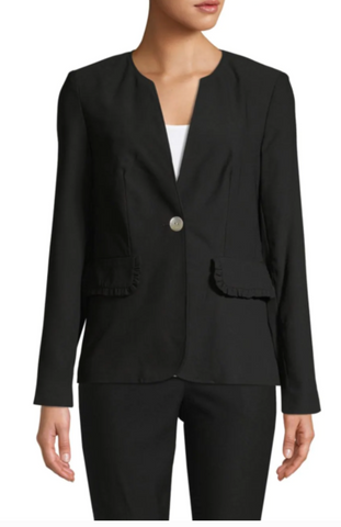 Black Bliss Blazer