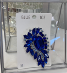 Royal Blue Broach