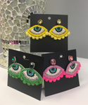 All Eyes on Earrings