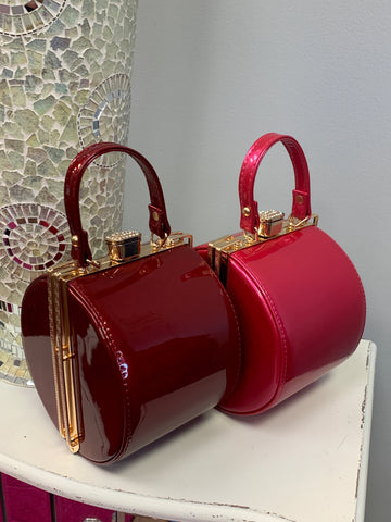 Classy Cylinder Bag (2 Colors)