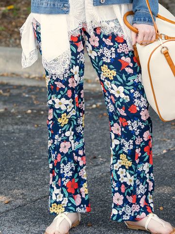 The Petunia Ankle Pant