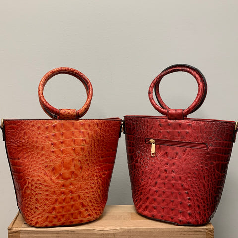 Petite Textured Bag (2 Colors)