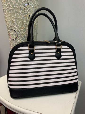 Sassy Stripes Bag