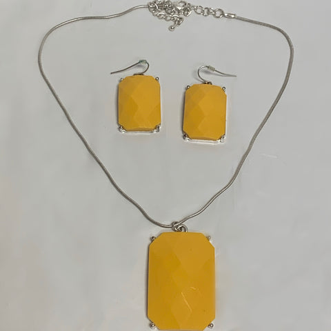 Yellow Jewel Set
