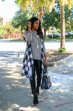 The Perfect Plaid Vest