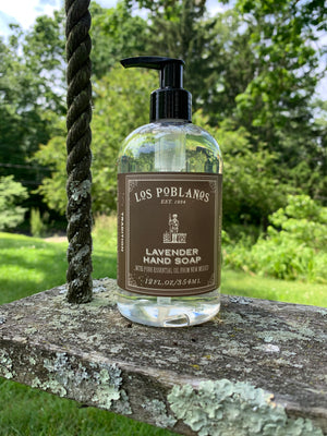 Load image into Gallery viewer, Los Poblanos Artisan Lavender Hand Soap