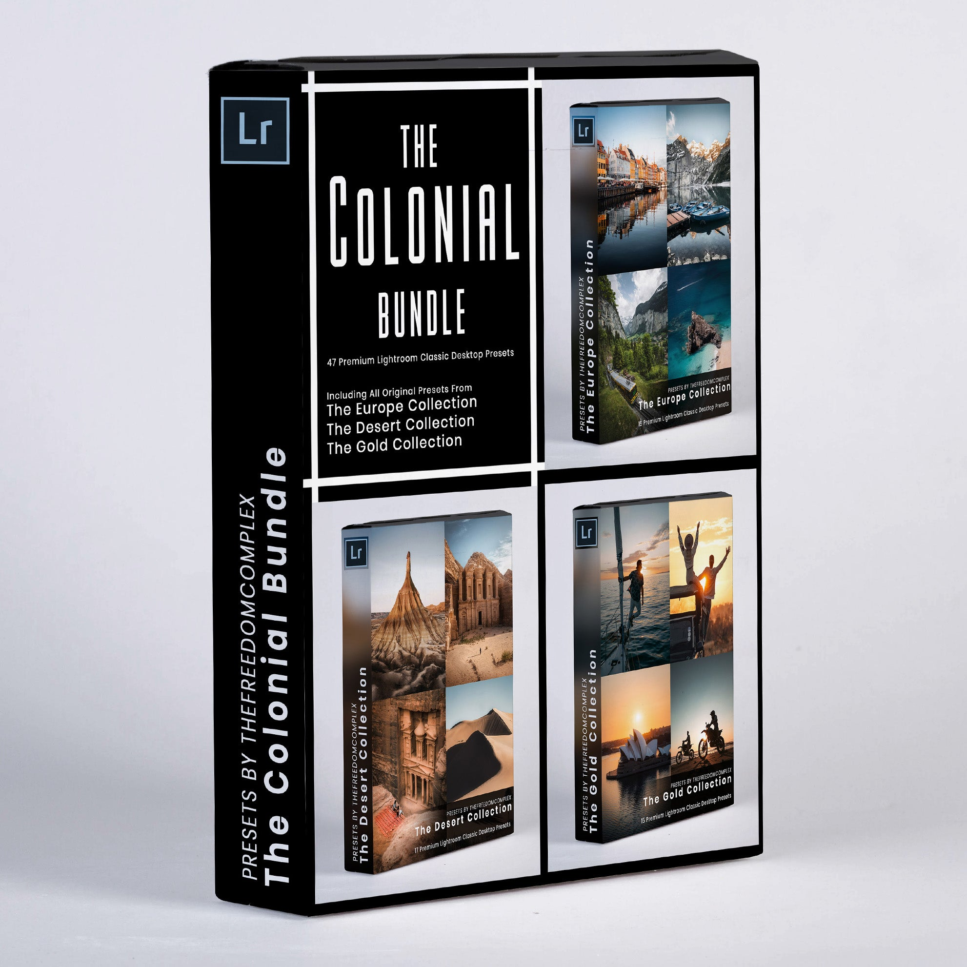 The Colonial Bundle