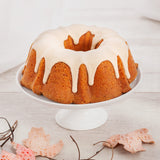 Roasted Walnut and Maple Bundt Cake
