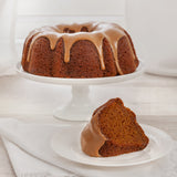 Harvest Moon Pumpkin Bundt