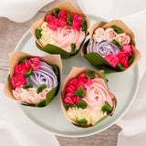 Bouquet Cupcakes  4-Pack