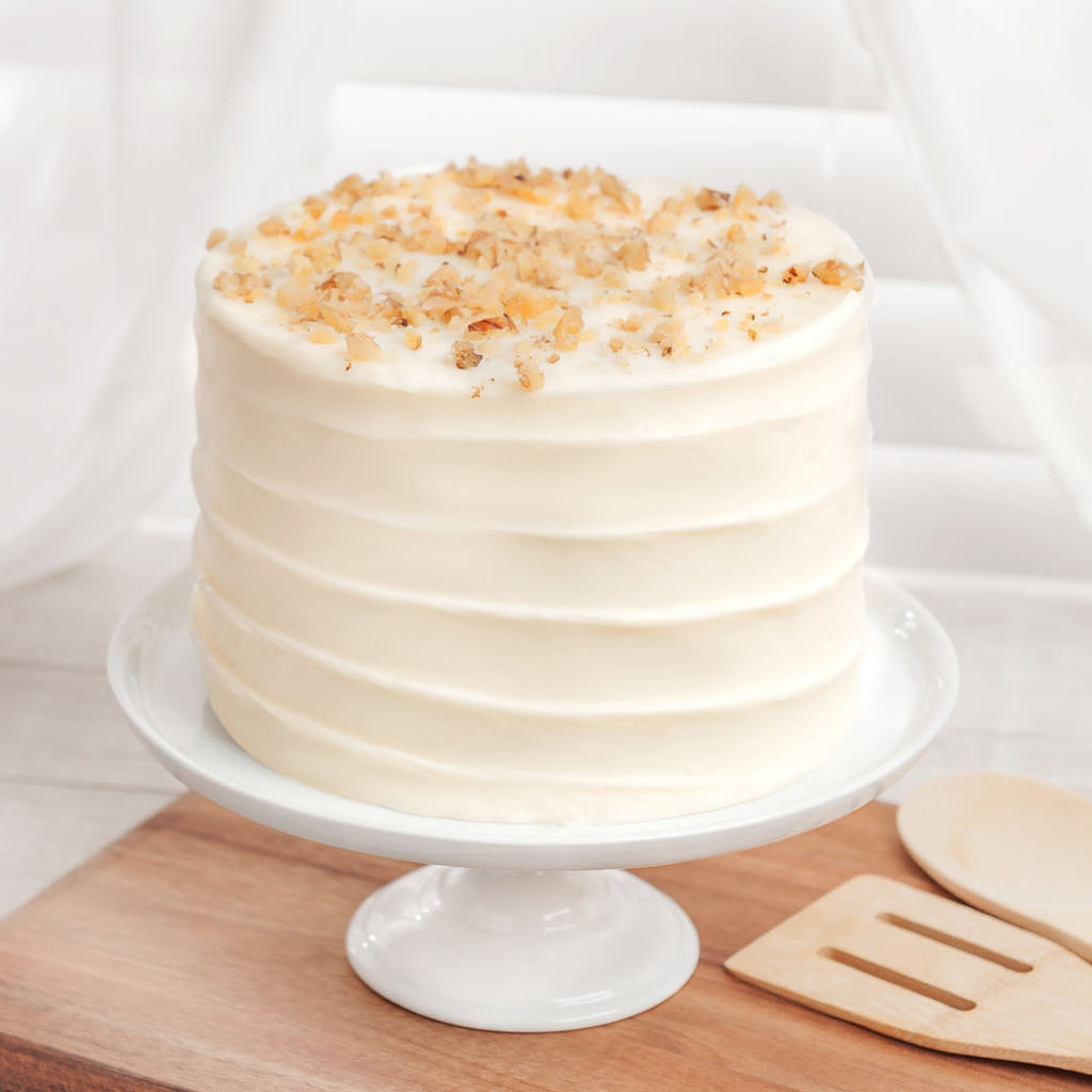 Classic Carrot 4-Layer Cake