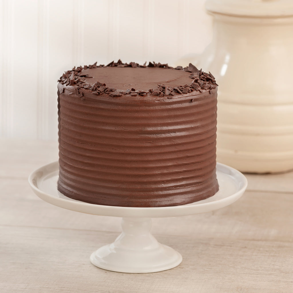 Gluten Free Chocolate 4-Layer Cake