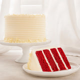 Gluten Free Red Velvet 4-Layer Cake