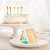 Happy Birthday Golden Butter Vanilla 2-Layer Cake