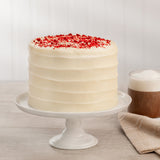 Red Velvet 4-Layer Cake