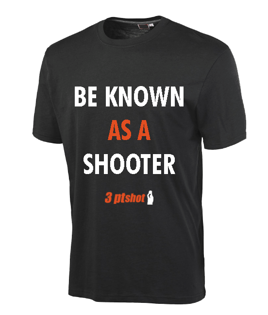 Be known as a shooter