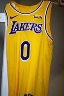 NBA Authentic jersey - Kyle Kuzma (Los Angeles Lakers)