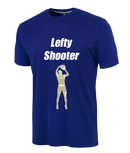 Tshirt Lefty Shooter bis - Blue Navy edition