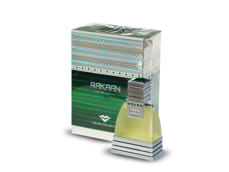 Rakaan by Swiss Arabian perfumes 100ML Eau de Parfum For men