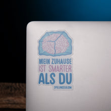 "Laden Sie das Bild in den Galerie-Viewer, Sticker ""Smarter als Du"""
