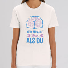 "Laden Sie das Bild in den Galerie-Viewer, T-Shirt ""Smarter als Du"""