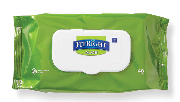 FitRight Cleansing Cloths
