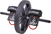 Lifeline Power Wheel for At Home Full Body Functional Fitness