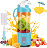 Portable Blender, Olivivi 2020 Multifunctional Personal Blender Mini Smoothie Blender