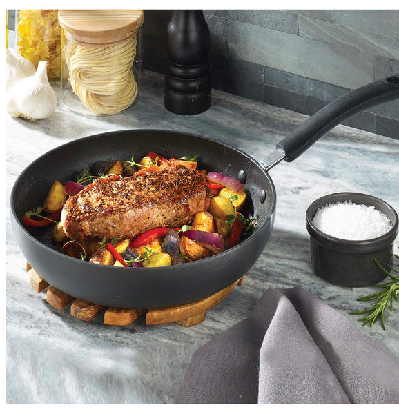 Anodized Nonstick 12 Inch Fry Pan