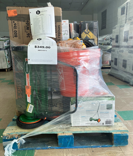Tools and Hardware Pallet HD072120-13