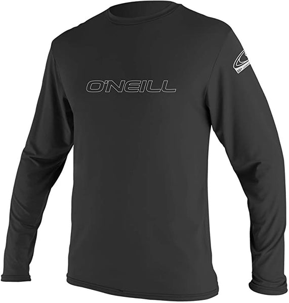O'Neill XXL Wetsuits Men's Basic Skins 50+ Long Sleeve Sun Shirt