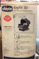 KeyFit 30 Infant Car Seat and Base with Car Seat