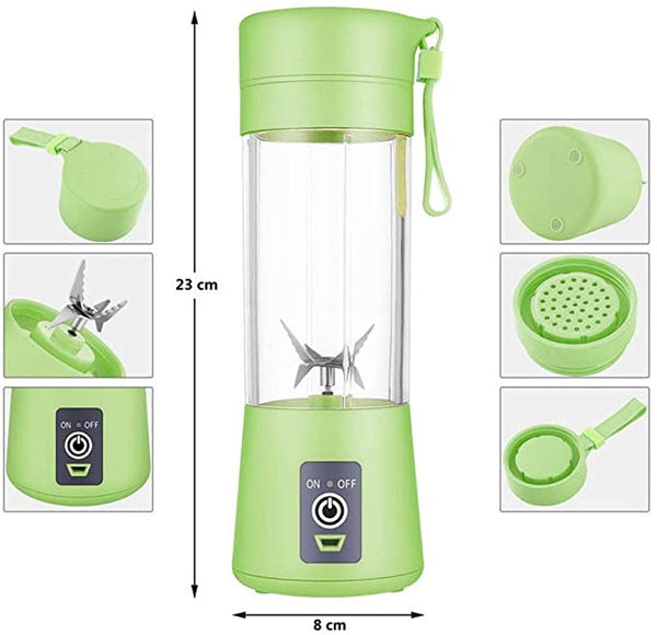Personal Blender, Portable Juicer Cup/Electric Fruit Mixer/USB Juice Blender,Mini personal blender