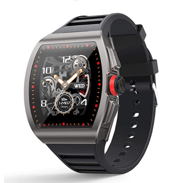 1.4-inch Full Touch Smart Watch] GPS Running Watch