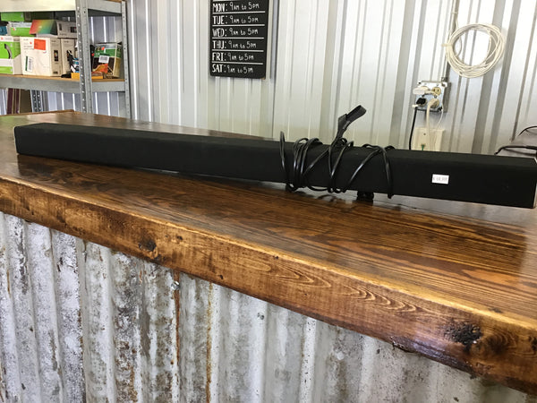VIZIO 2.1 Sound Bar SB3821-C6 with Wireless Subwoofer Bluetooth 100dB SPL,Black, 38""